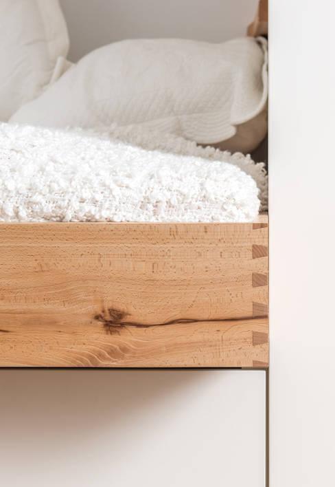 Holzgeschichten의  침실