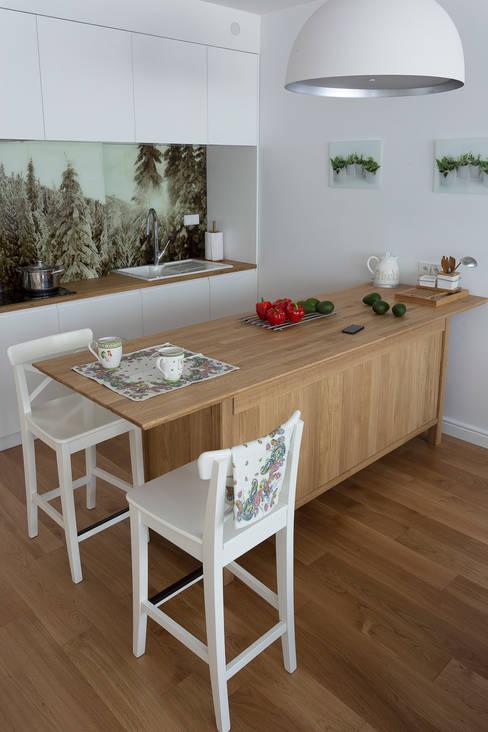Кухня by Jacek Tryc-wnętrza