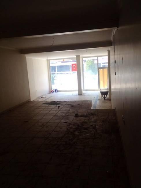 Loft House Tasarım Ofisi – Loft house asma kat before:  tarz