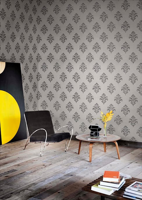 New Ceylan Wallpaper ref 4400025:  Walls & flooring by Paper Moon