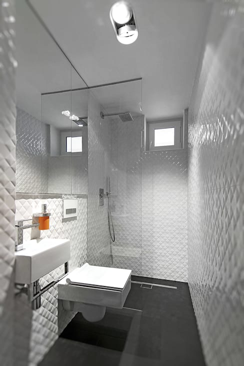 Bathroom by Neostudio Architekci