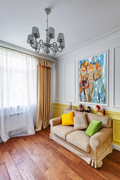 Living room by U-Style design studio