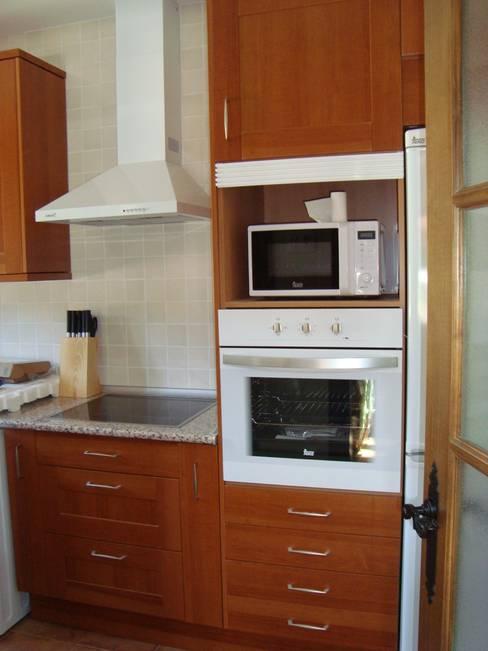 مطبخ تنفيذ MODULAR HOME