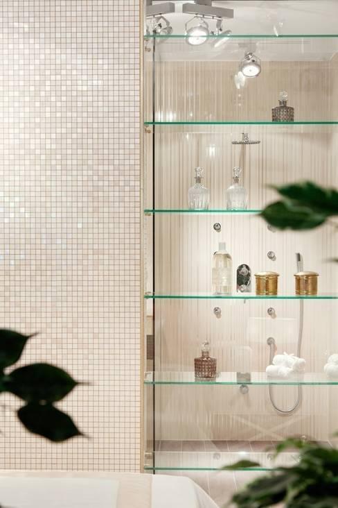 Catarina Batista Studioが手掛けた浴室