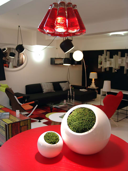 Interior landscaping by Adventive