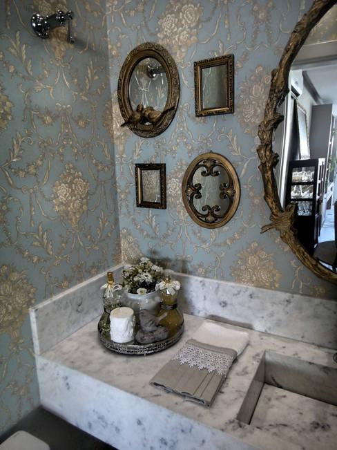 حمام تنفيذ Gabriela Herde Arquitetura & Design