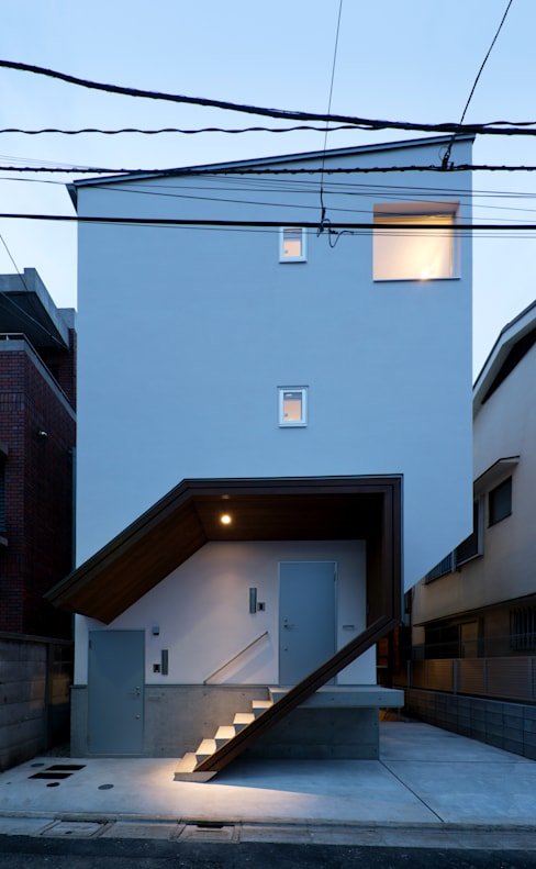 ENCLOSE: 充総合計画 一級建築士事務所が手掛けた家です。