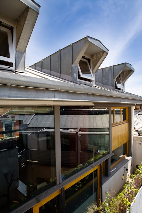 Patios & Decks by Beriot, Bernardini arquitectos