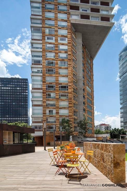 Terrace by MARIANGEL COGHLAN
