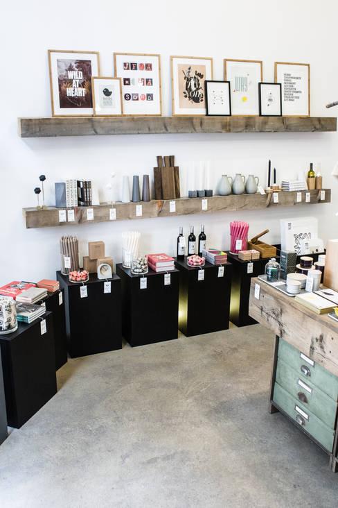 Die Sellerie:  tarz Dükkânlar