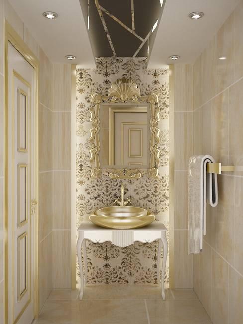 Sinar İç mimarlık – Sinem ARISOY KEÇECİ:  tarz Banyo
