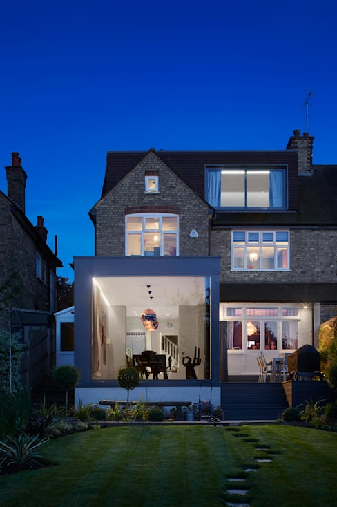 Houses by Andrew Mulroy Architects