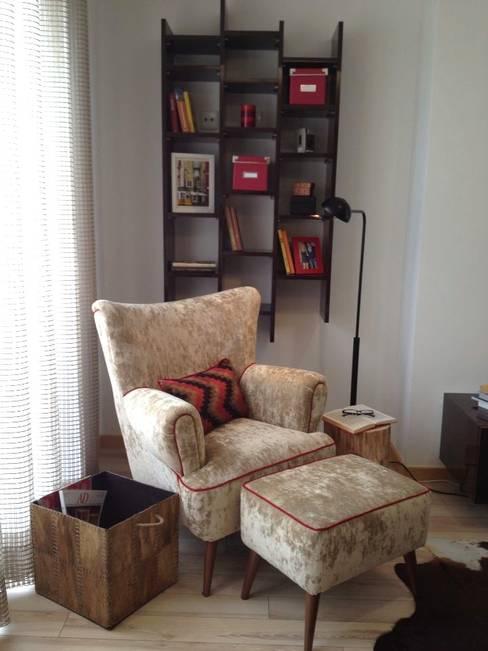 Santiago | Interior Design Studio :  tarz Oturma Odası