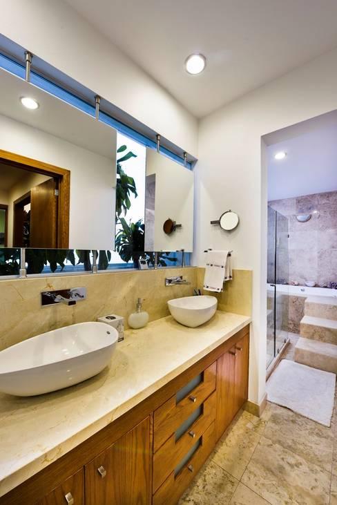 Excelencia en Diseñoが手掛けた浴室