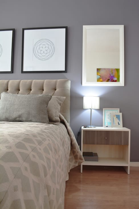 Nicolas Pierry: Diseño y Decoración de Interioresが手掛けた寝室