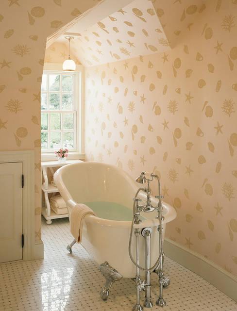 Ванна кімната by Oikos Design