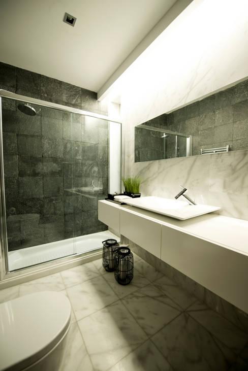 PAULA NOVAIS ARQUITECTOS E DESIGN:  tarz Banyo