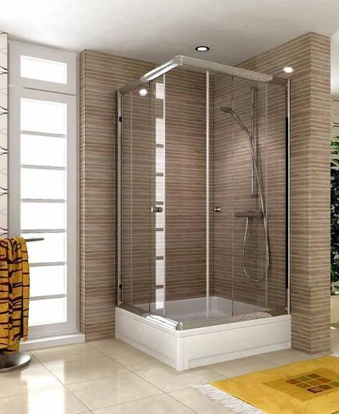حمام تنفيذ asur duş kabin sist