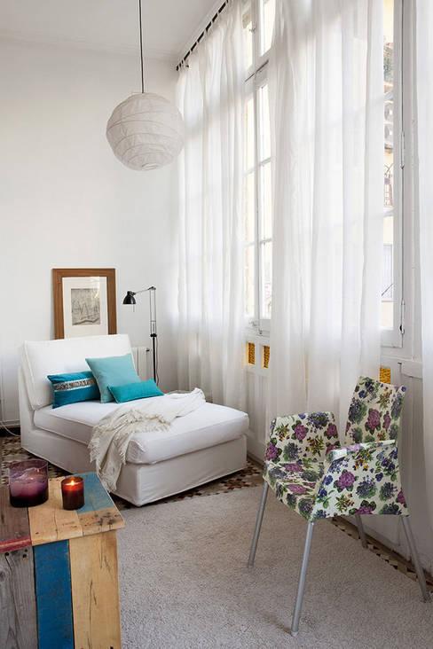 Piso en el Eixample de Barcelona. 2013: Salones de estilo  de Deu i Deu