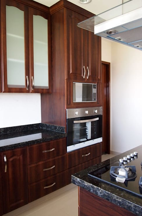 Amarillo Interiorismoが手掛けたキッチン