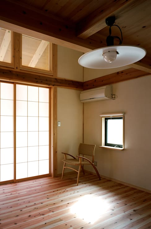 芦田成人建築設計事務所의  다이닝 룸