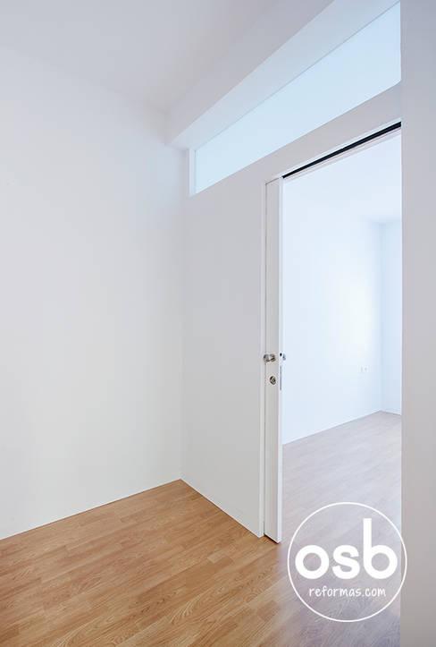 Projekty,  Okna i drzwi zaprojektowane przez osb reformas
