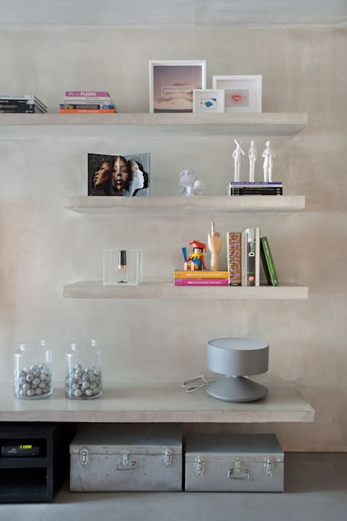 Studio ro+ca:  tarz Oturma Odası
