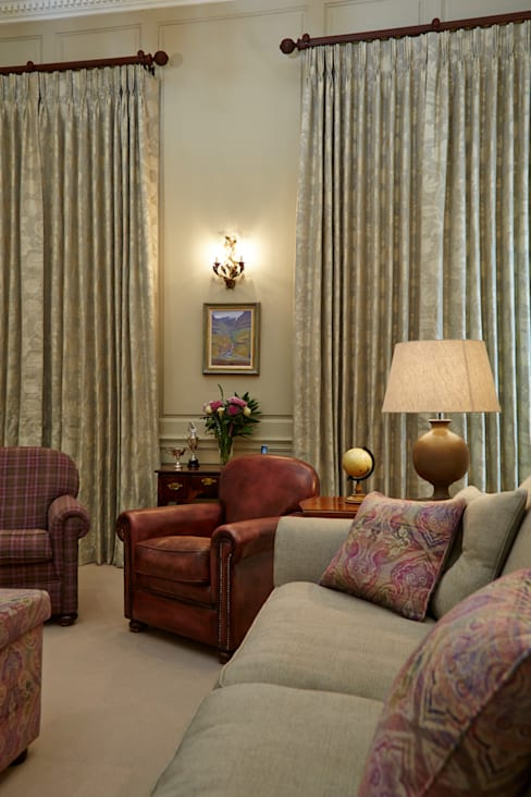 Living room by Etons of Bath