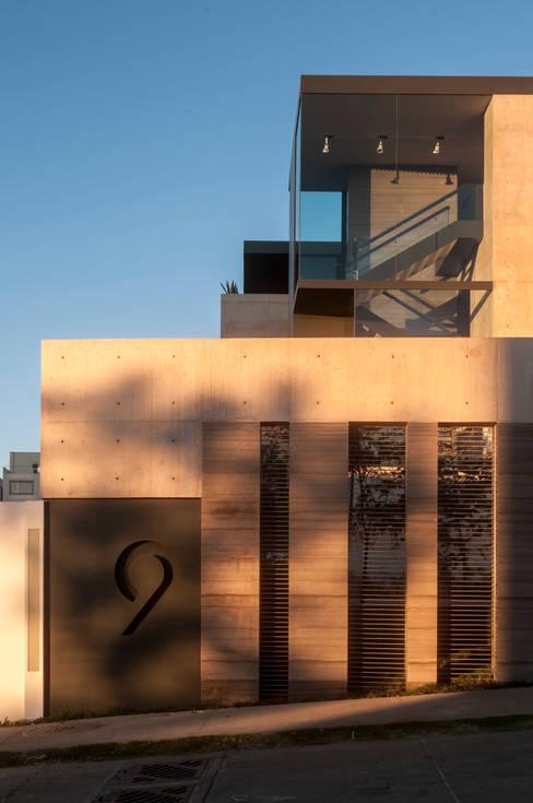 Дома в . Автор – Gantous Arquitectos