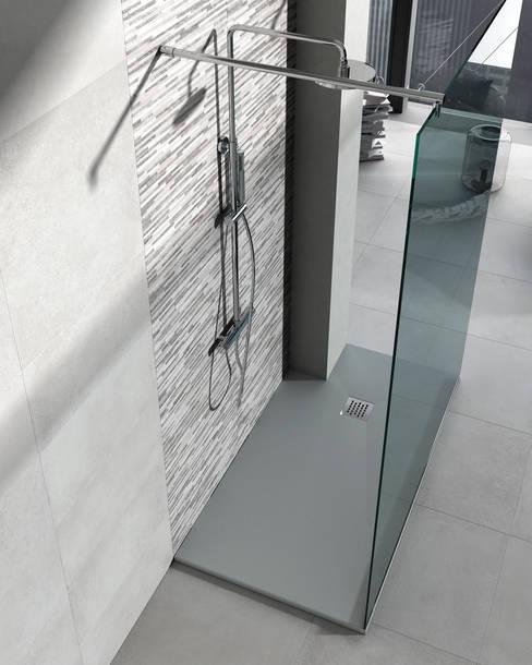 Projekty,  Łazienka zaprojektowane przez BATH