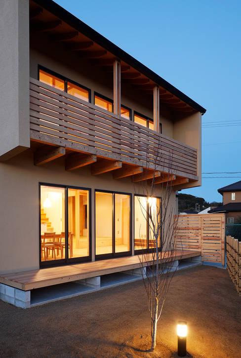 Casas  por 芦田成人建築設計事務所
