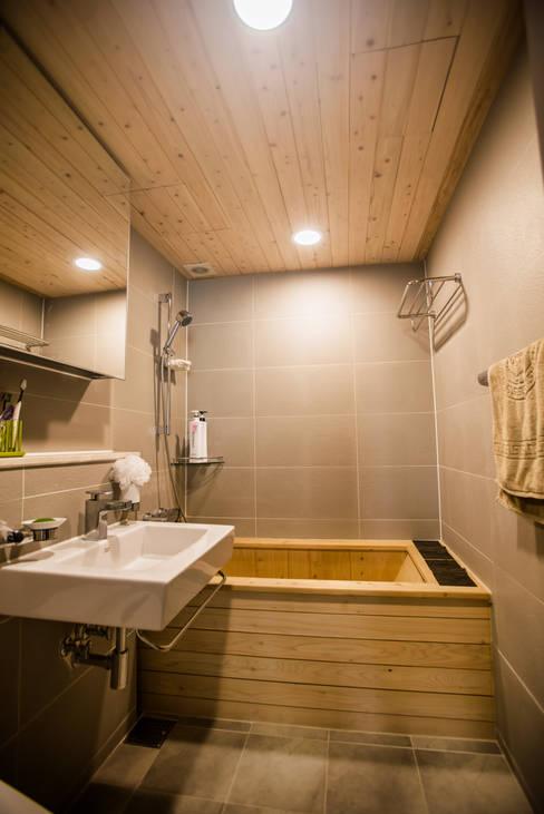 Bathroom by (주)바오미다