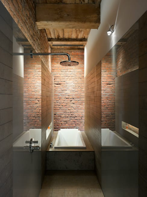 Bathroom by Donald Architecture