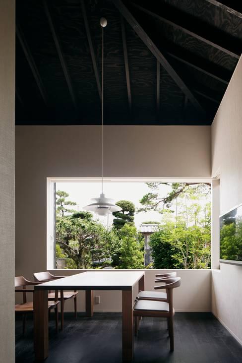 .: 島田義信建築設計事務所が手掛けた庭です。