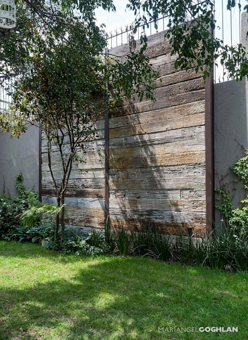 Projekty,  Ogród zaprojektowane przez MARIANGEL COGHLAN