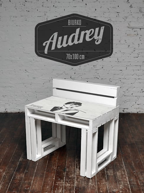 Study/office by Tailormade Furniture