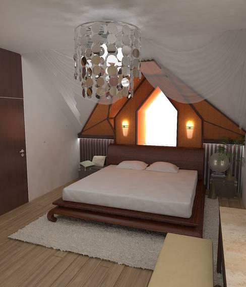 Bedroom by Галина Глебова