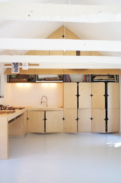 Kitchen by Modal Architecture