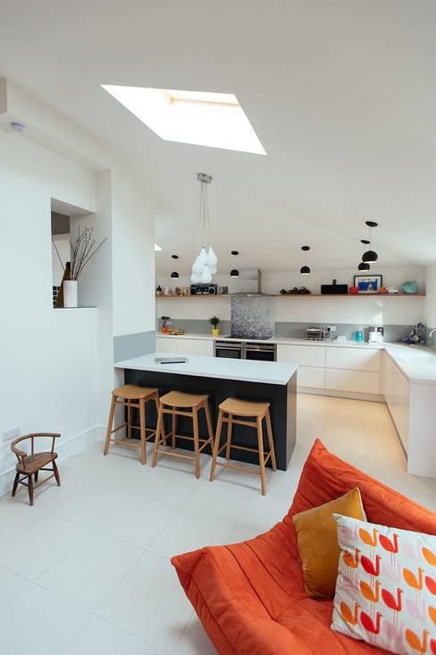 PARKdesigned Architectsが手掛けたキッチン