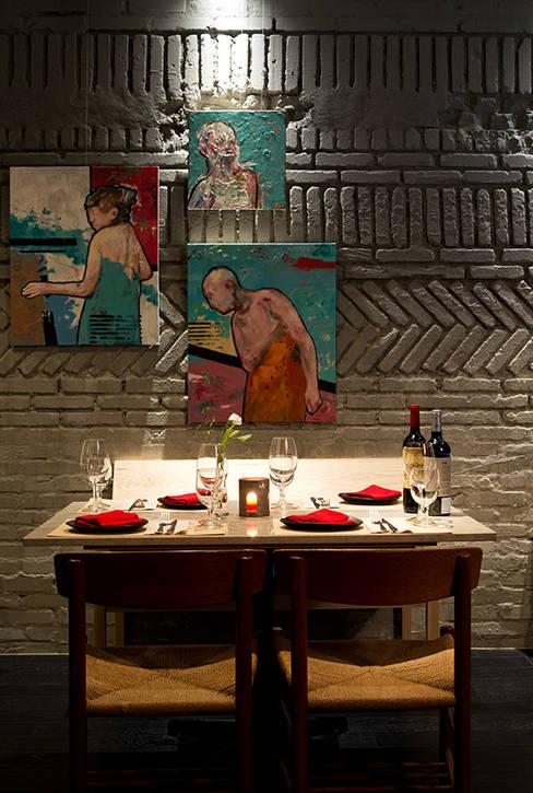 studio azellier:  tarz Yemek Odası