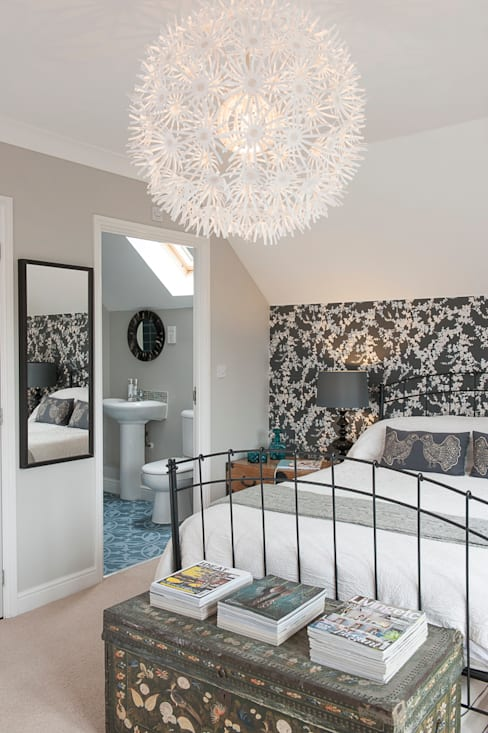 غرفة نوم تنفيذ Smartstyle Interiors