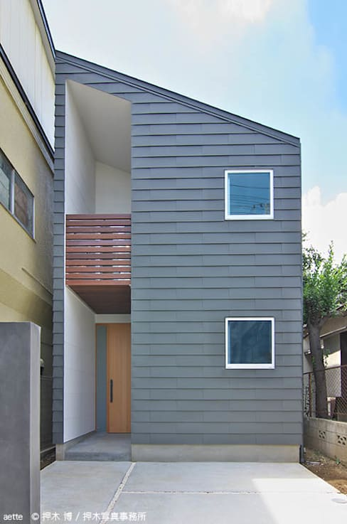 Projekty,  Domy zaprojektowane przez 竹内建築デザインスタジオ