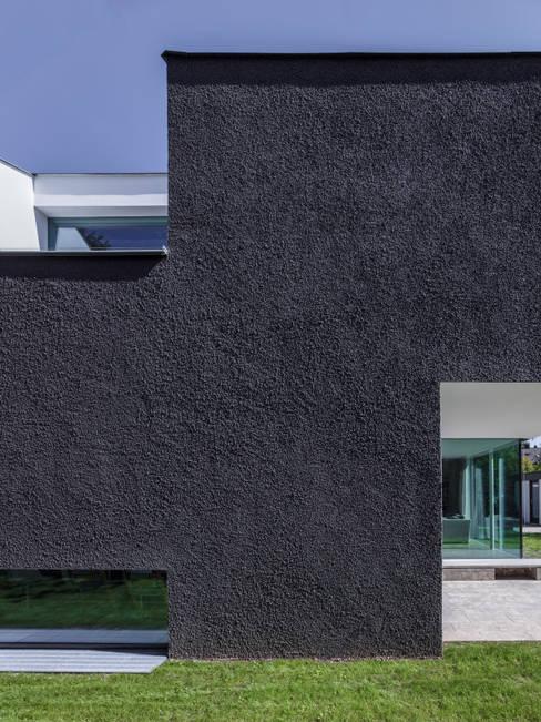 Unterlandstättner Architekten의  주택