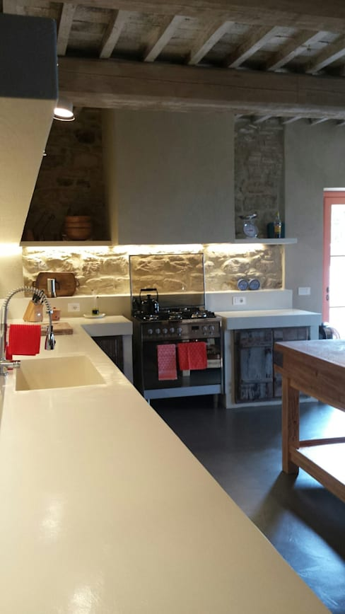 Cozinhas  por Marcello Gavioli