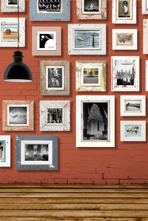 พื้นและกำแพง by Photocircle
