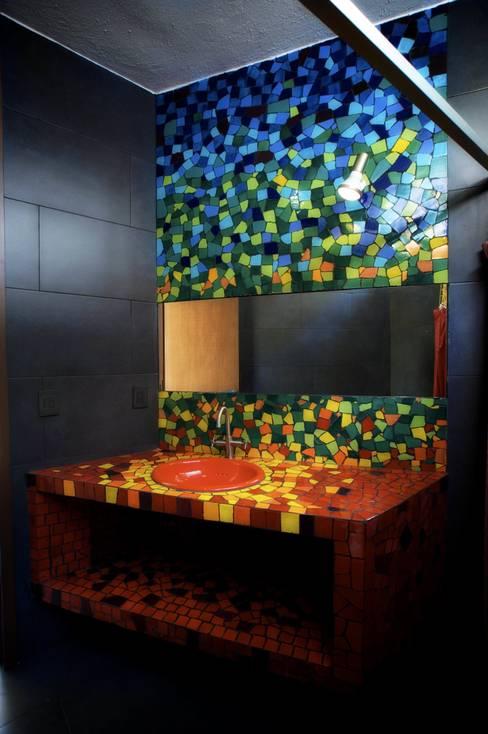 حمام تنفيذ sanzpont [arquitectura]