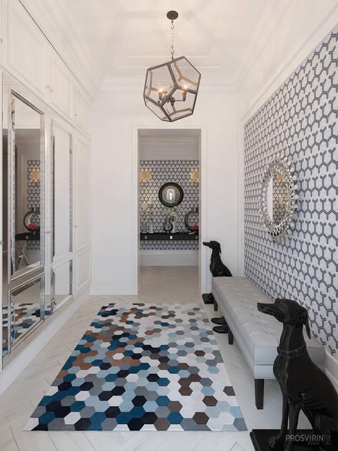 Corridor, hallway by Prosvirin Ruslan