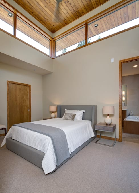 Bedroom by Uptic Studios