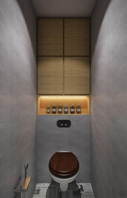 Circle Line Interiorsが手掛けた浴室