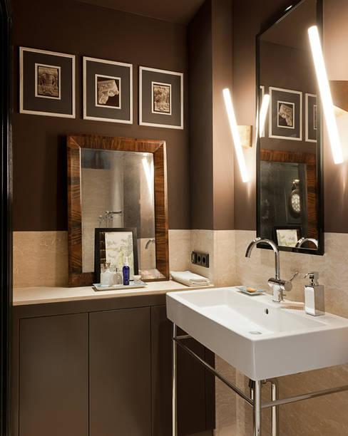ห้องน้ำ by Gisbert Pöppler Architektur Interieur